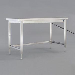 Регулируемые по высоте столы для приготовления пищи