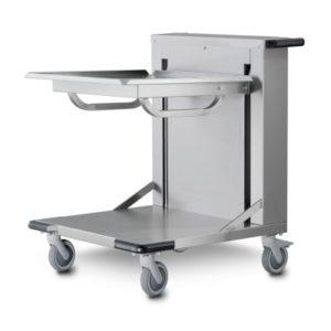 Диспенсеры для транспортировки и хранения штабелируемых корзин для стерильного материала